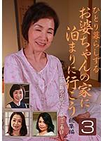 ひとり暮らしするお婆ちゃんの家に泊まりに行こう総集編(3)〜一宿一飯のお礼にチンポでご奉仕 parathd02749のパッケージ画像