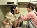 同棲レズカップルのぞき部屋 生中継(3)完全版sample2