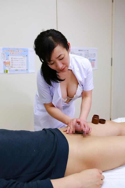 美人の先生がいる皮膚科に行って腫れたチンコを診てもらう流れでヌイてもらいたい(9) 画像3