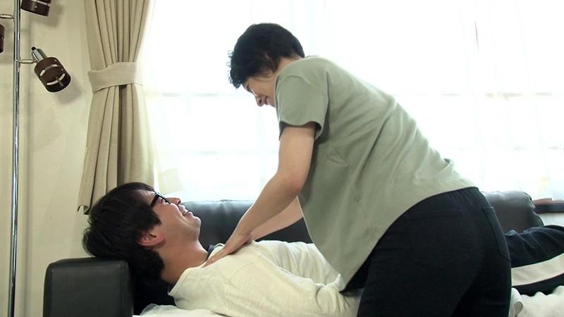 人妻訪問マッサージは割とお触りを許してく...