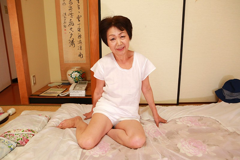 キレイなお婆ちゃん6人をナンパして連れ込み旅館で中●しSEXスペシャル~スケベな60歳から女盛りの72歳まで 5