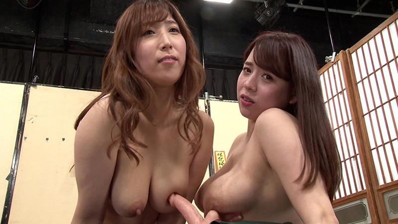 THE 爆乳会(2)完全版〜バスト1m超の美女たちが自慢のボインを揺らし続ける10
