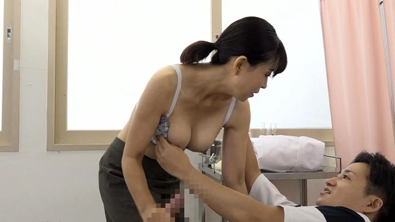 美人の先生がいる皮膚科に行って腫れたチンコを診てもらう流れでヌイてもらいたい(10)5