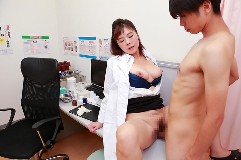 美人の先生がいる皮膚科に行って腫れたチンコを診てもらう流れでヌイてもらいたい総集編(3) キャプチャー画像 2枚目