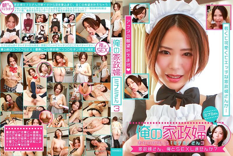 俺の家政婦ミナミさん(3)