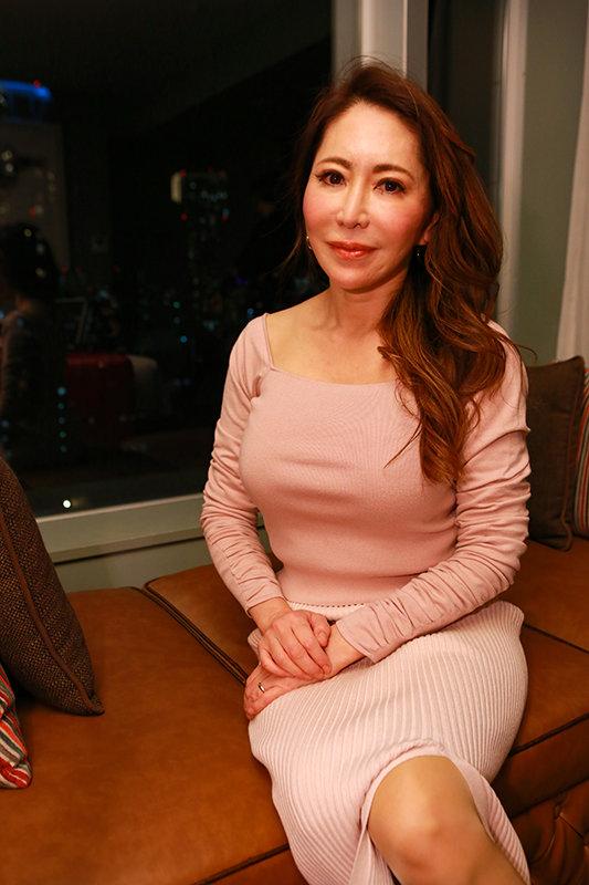 人妻巨根不倫「大きなイチモツをください」(3)~麗奈50歳 画像20