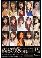 プレミア女優の鮮烈美SEX8時間 Hi-STANDARD VISION [PBD-095]