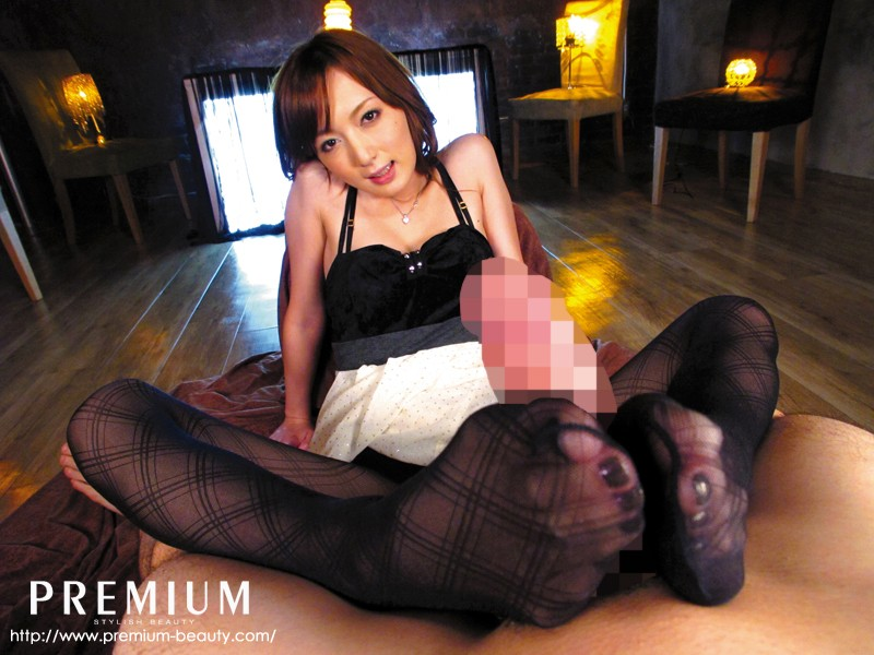 PGD-476 Studio PREMIUM - Beautiful Ass x Beautiful Legs, Pantyhose Fetish Kaede Fuyutsuki big image 2