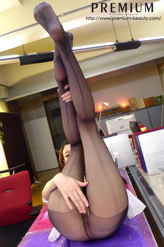 【長身】 魅惑の超美脚パンストOL 司ミコト キャプチャー画像 2枚目