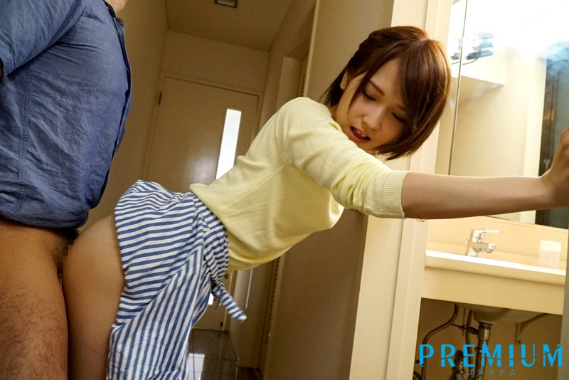 他人の家でこっそりまたがる美痴少女の止まらない腰振り性交 椎名そら 画像8