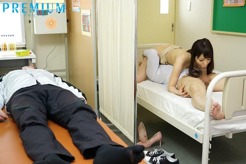 婚約者がいるのに誘惑おしゃぶり女教師 桜井彩 6枚目