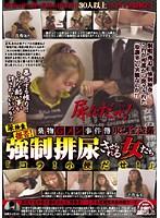 薬物Gメン事件簿 取調室盗撮 尿検査拒否!強制排尿させられる女たち 「コラ!小便だせ!」 ダウンロード