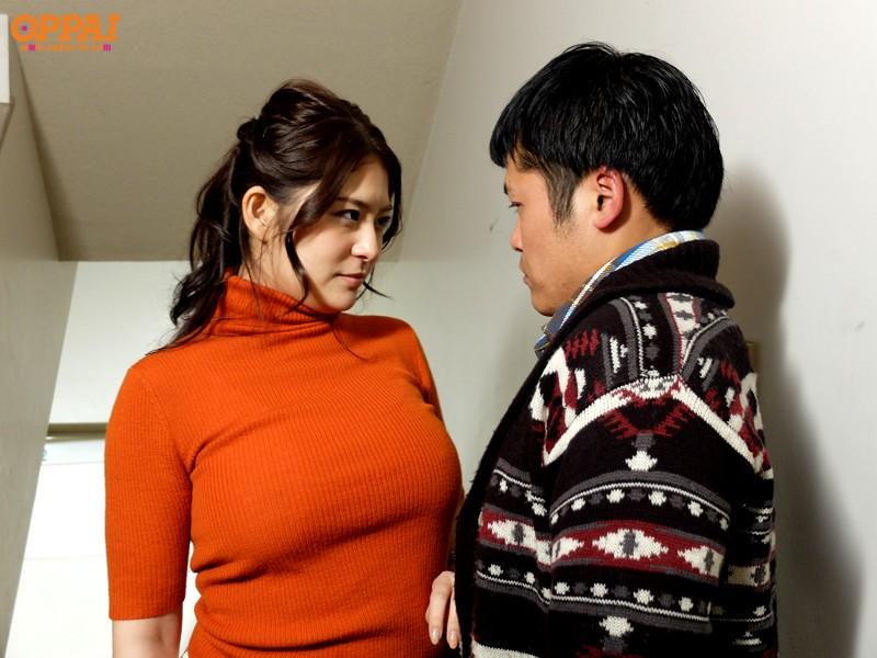 【パイズリ】 街で見かける着衣巨乳シチュエーション セーター&ニット 専属SPECIAL めぐり キャプチャー画像 8枚目