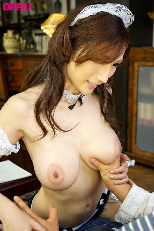 美巨乳ご奉仕 超高級おっぱいメイド JULIA サンプル画像 2