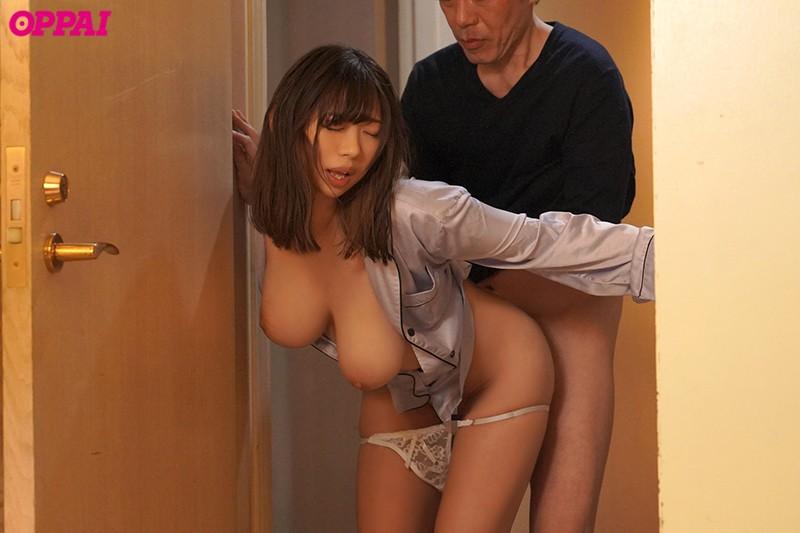 息子の巨乳妻を確実に孕ませたい 桐谷まつり サンプル画像 8