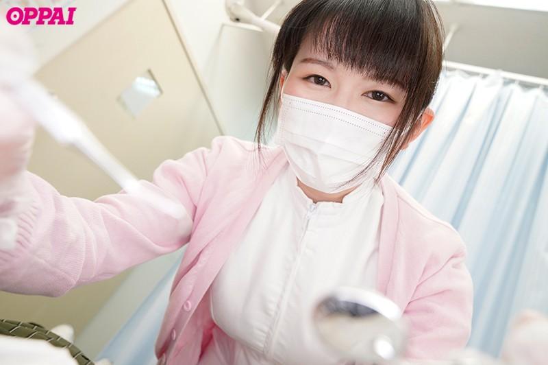 【VR】おっぱい密着麻酔で痛いの痛いの飛んでけ〜!歯医者嫌いのアナタも通いたくなる巨乳歯科助手の裏オプションVR[ppvr00008][PPVR-008] 2