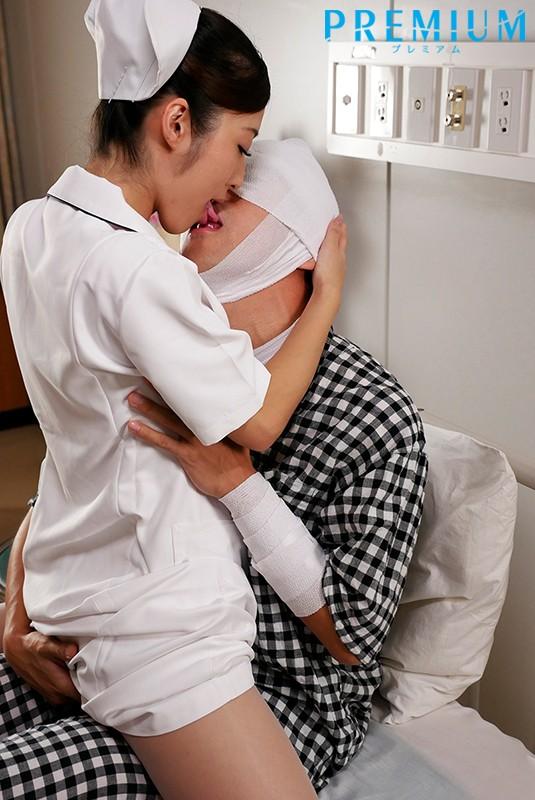 白衣のお姉さんに毎日こっそりシャブられて――― 阿部栞菜 キャプチャー画像 8枚目