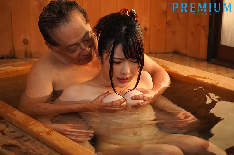 夫との子作り温泉旅行のはずだったのに 絶倫義父の孕ませ中出しで何度もイってしまった私は… 辻井ほのか2