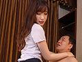 【出張最終日】女上司とまさかの相部屋 誘惑ささやき騎乗位で...sample2