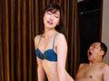 【出張最終日】女上司とまさかの相部屋 誘惑ささやき騎乗位で...sample9