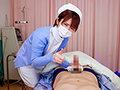 【VR】【HQ超高画質】気まぐれ巨乳ナースさんに入院中、射精コントロールされませんか? 両手が使えないボクを乳首責め・パイズリ・騎乗位中出しで挑発的に痴女ってくる…! 深田結梨