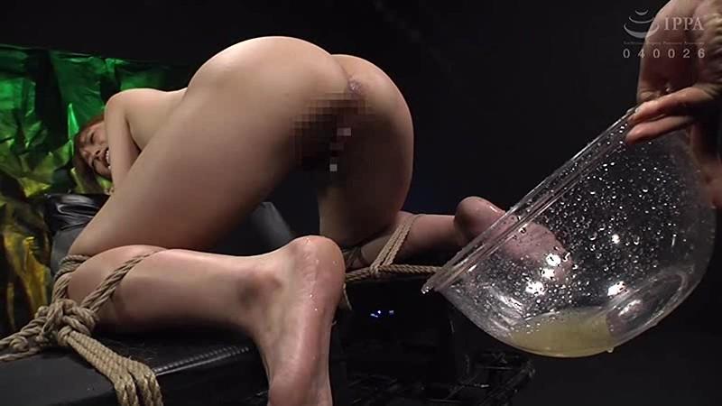 オゲレツ・ウン汁浣腸噴射ベスト