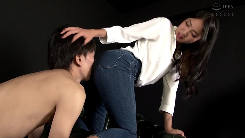 美脚ドライ中毒 脚長女王の美脚ハラスメント サラ 画像14