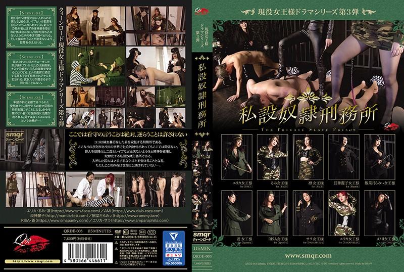現役女王様ドラマシリーズ第3弾 私設奴●刑務所