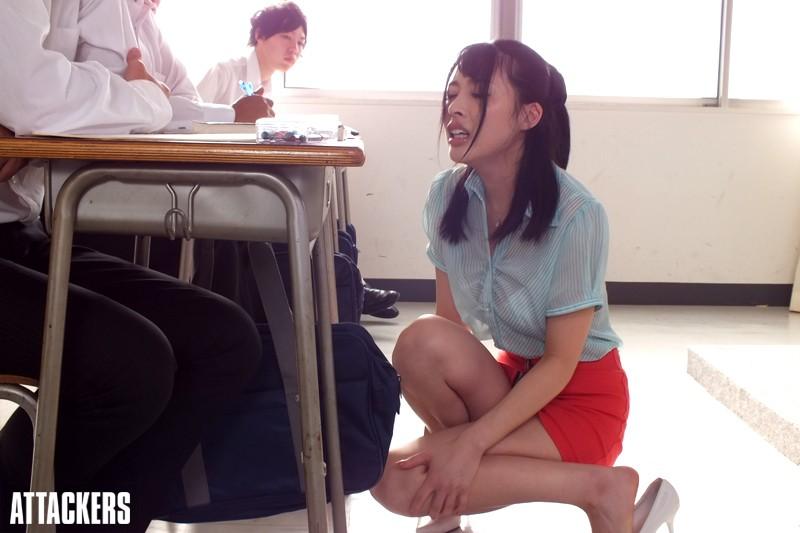 【辱め】 服従の時間割 女教師、恥辱の日々…。 本田岬 キャプチャー画像 2枚目
