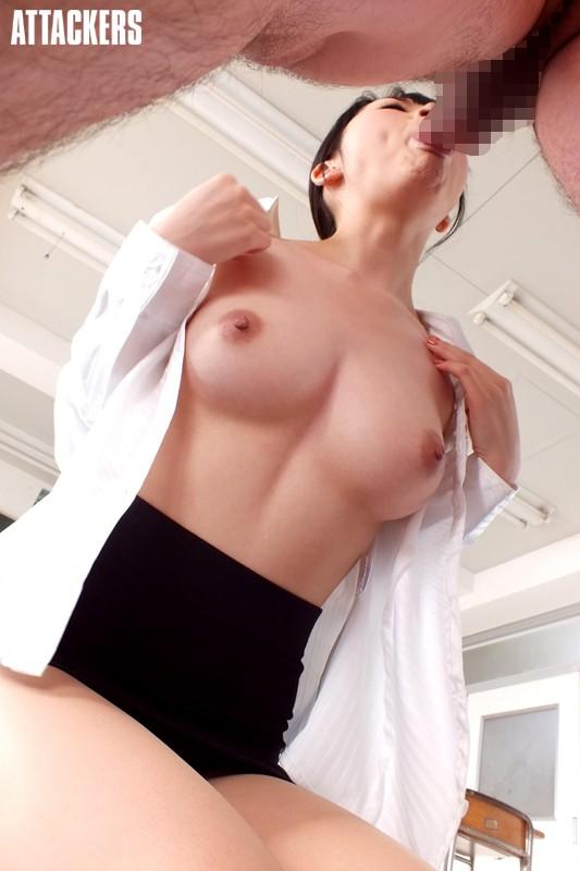 【辱め】 服従の時間割 女教師、恥辱の日々…。 本田岬 キャプチャー画像 4枚目