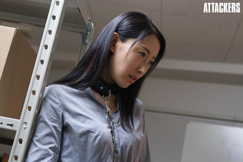 職場の倉庫に住む女 ある美人OLの淫乱な日常業務 夏目あきら 8枚目