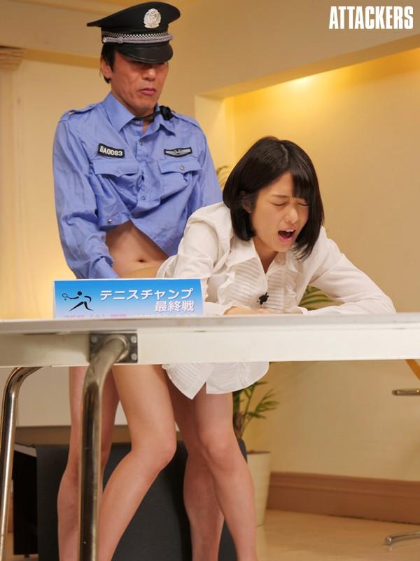 淫語調教 恥辱の美人キャスター 川上奈々美 キャプチャー画像 12枚目