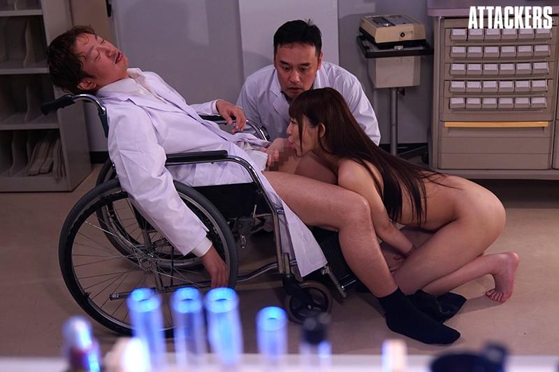恥辱の淫汁 バイオフローディング 人体実験ラボ・異常性欲者にされた女研究者の潮吹きイキ地獄 織笠るみ の画像7