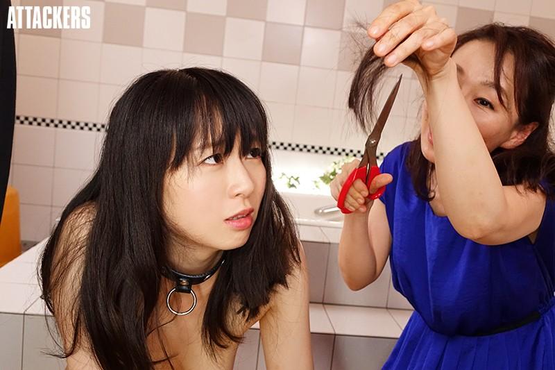 奴●ソープに堕ちた人妻 哀しみに散った黒髪と尻穴 羽田希 画像11