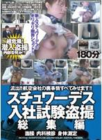 スチュワーデス入社試験盗撮 総集編 ダウンロード