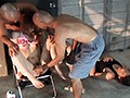 [REZD-274] 8時間総集編!480分スペシャル! Y浜海岸 海水浴カップル襲撃レ●プ 彼氏の目の前でレ●プされた被害者たち…
