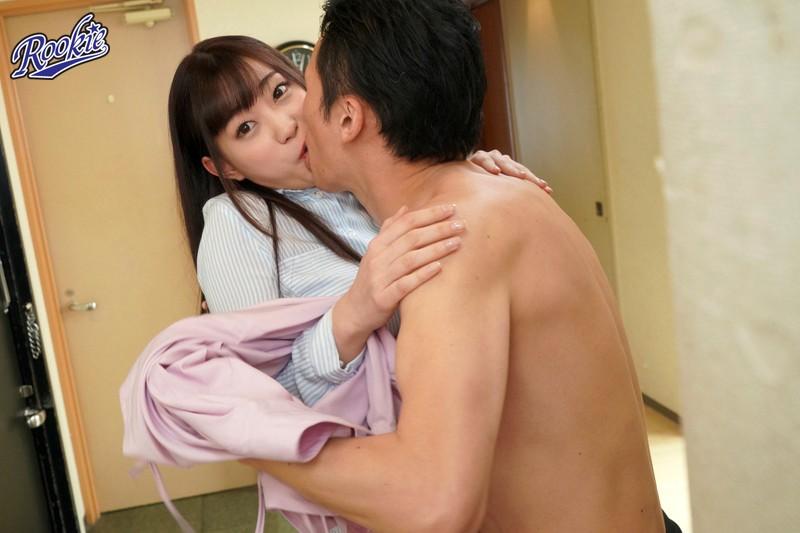 世界で一番気持ち良い常にキスとフェラしながら本能剥き出し性交 美谷朱里 キャプチャー画像 9枚目
