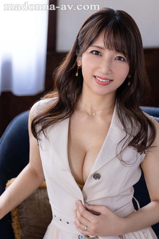 この美貌、この色気、ファーストクラス―。 元国際線キャビンアテンダントの人妻 坂井希 45歳 AVデビュー1