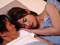 朝起きたら布団の中に義姉が!密着しながら「挿れたい…」と乳首を背中に押し付ける。 藤森里穂