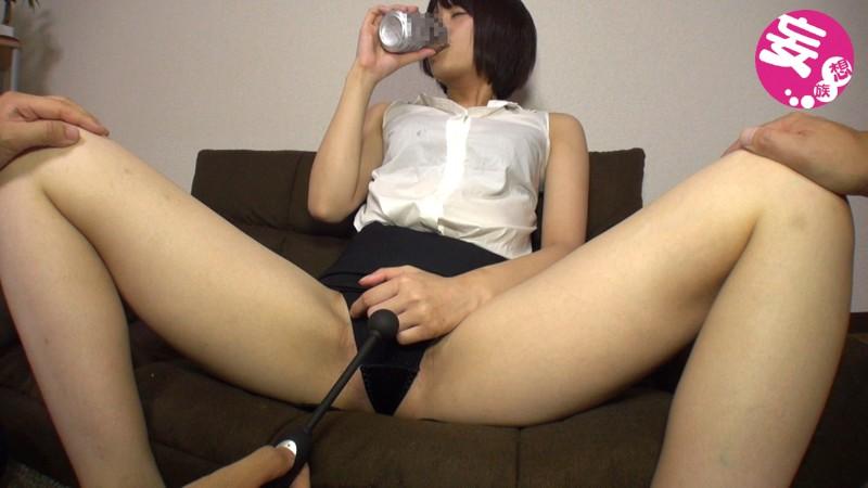 ヨガとかやってる美人OL 実は酒と麻雀好きな干物女 理想のスローセックスとはほど遠いえげつない交尾で失神寸前! 7枚目