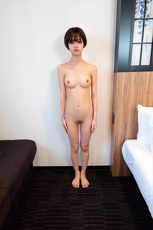 素人ヘアヌード大図鑑〜都会の女子大生編 画像2