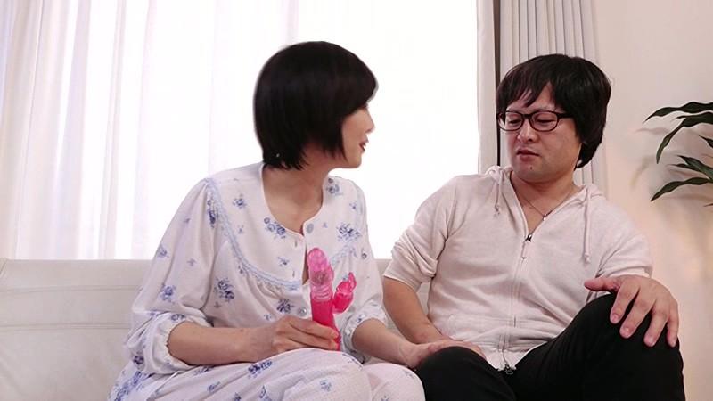 隣のおばさんがノーパン・ノーブラでパジャマを着ていて 竹内梨恵サンプルF10