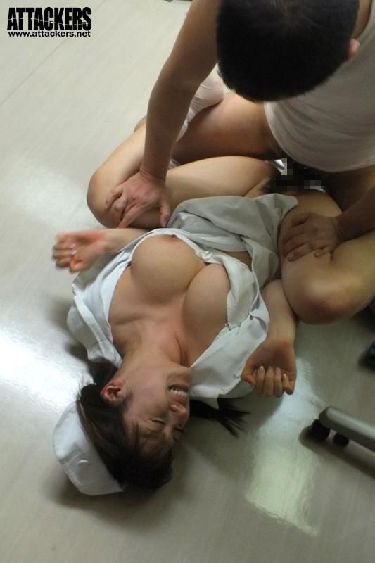 激情レ●プ2〜狙われた看護師〜 長澤あずさ 画像1