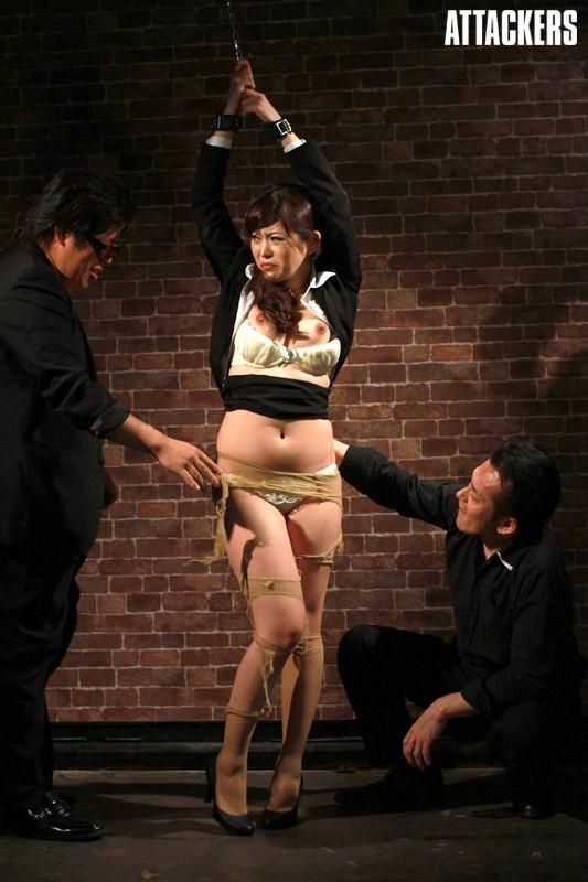 【辱め】 特別捜査官、堕ちるまで… 成田愛 キャプチャー画像 10枚目