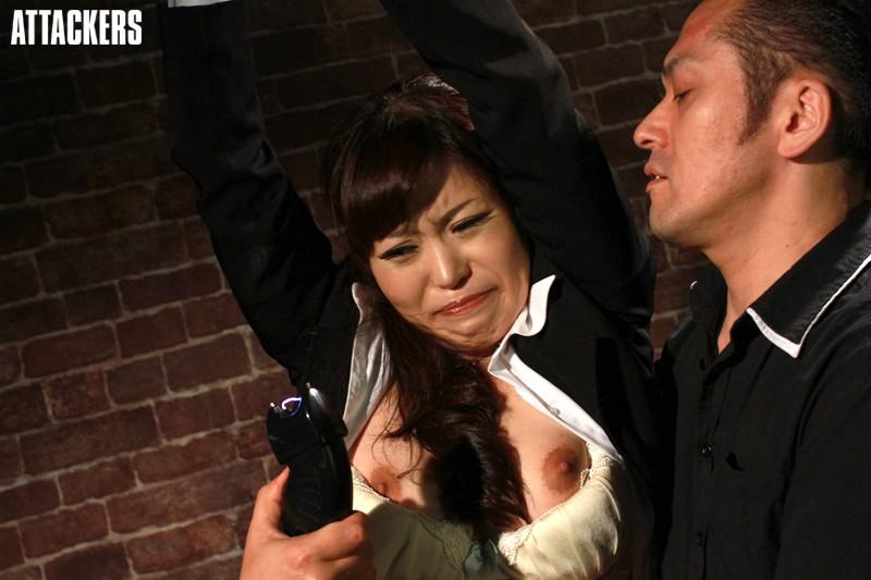 【辱め】 特別捜査官、堕ちるまで… 成田愛 キャプチャー画像 9枚目