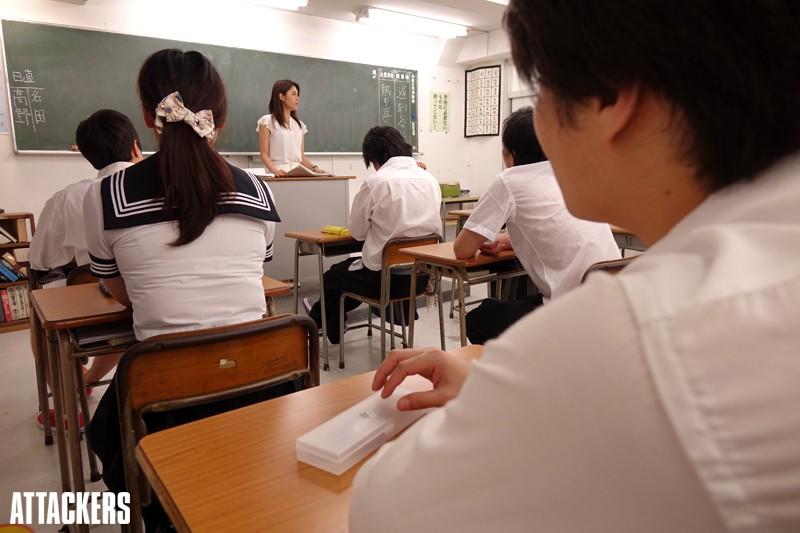 女教師輪● 生徒たちの標的 原ちとせ