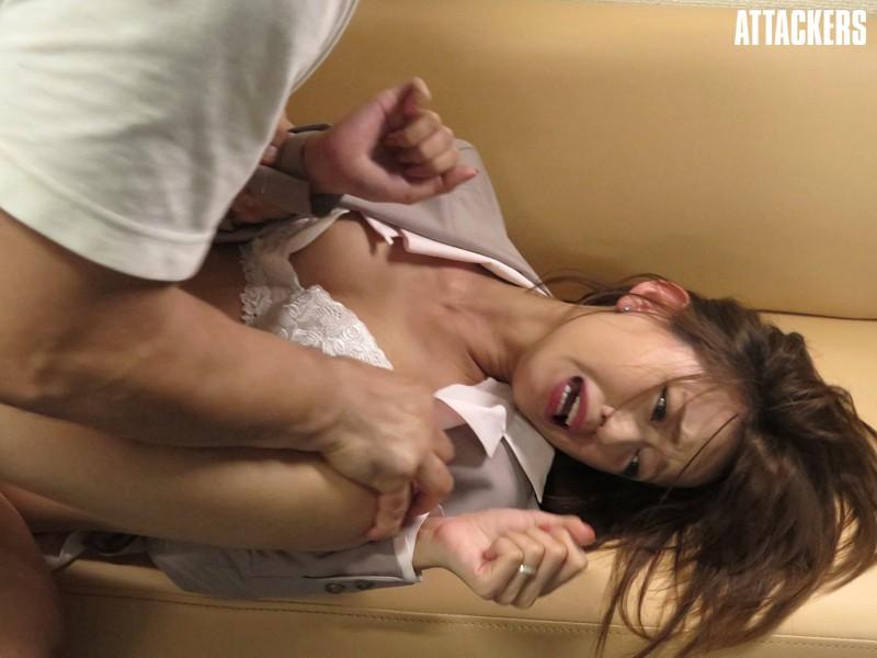 (ヒトヅマムービー)希島あいり 社内内強姦…ナカ出し後、間髪入れずに再び生入れ…
