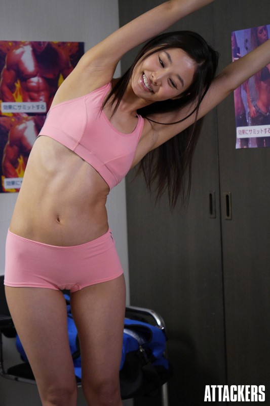 インストラクターレイプ 美肉の崩壊 夏目彩春 2枚目