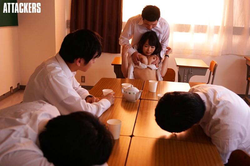 新任女教師 従属の教室 桐谷なお キャプチャー画像 10枚目