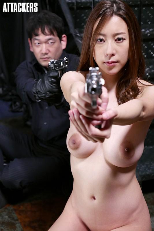罠に堕ちたエリート捜査官 松下紗栄子
